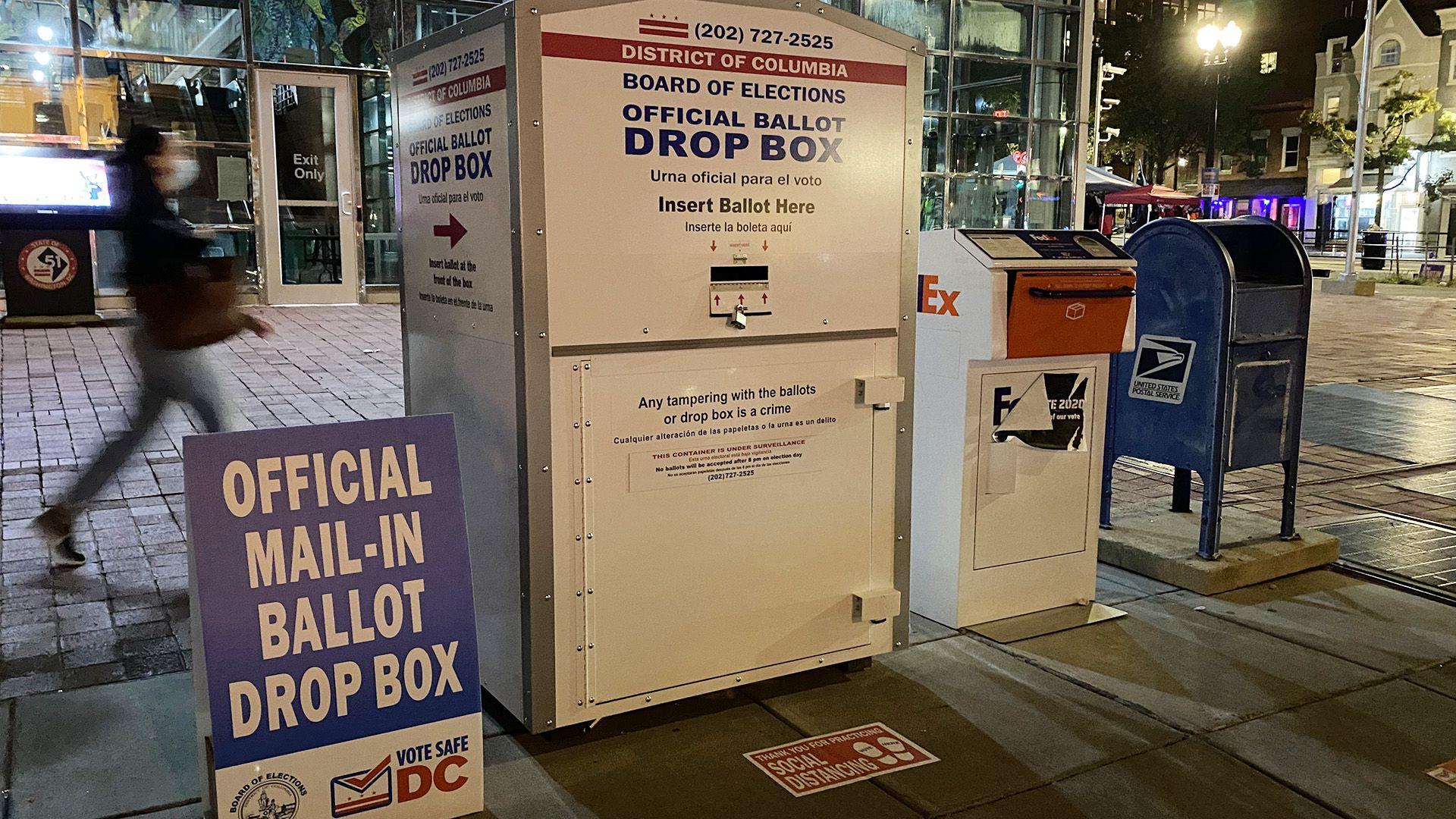 Elecciones USA - voto por correo