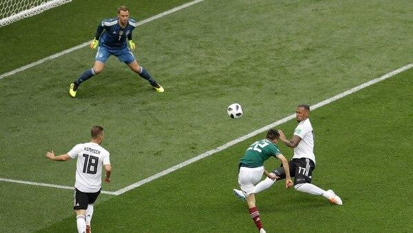 Épica victoria para México ante Corea del Sur
