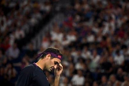 2021 podría ser el último años de Federero como tenista profesional (DPA)