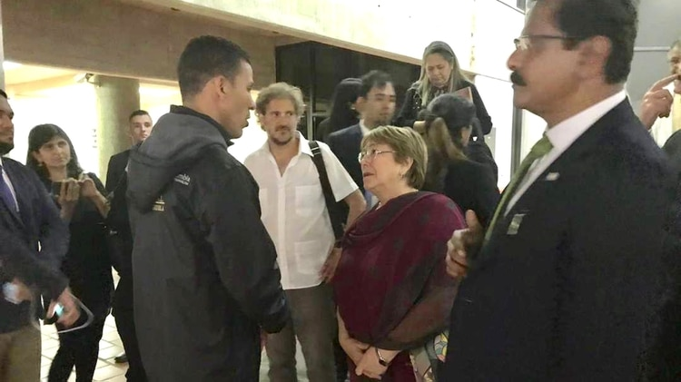 Gilber Caro fue secuestrado dos veces por la dictadura chavista (@gilbercaro)