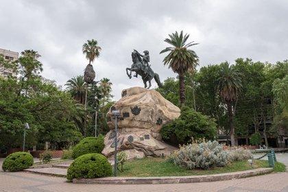 El Parque San Martín en Mendoza es uno de los sitios más importantes de la ciudad de Mendoza (shutterstock)