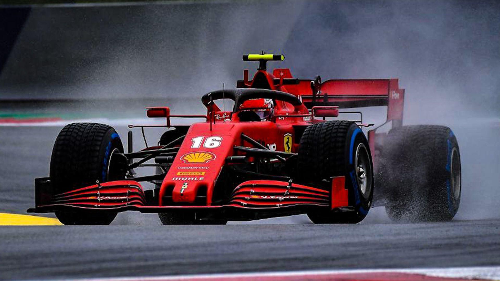 crisis de Ferrari en F1