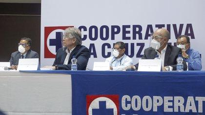 Los cooperativistas indicaron que el juzgador ha actuado a favor de Víctor Velázquez y José Antonio Marín (Foto: Carlos Oliva/ Infobae México)