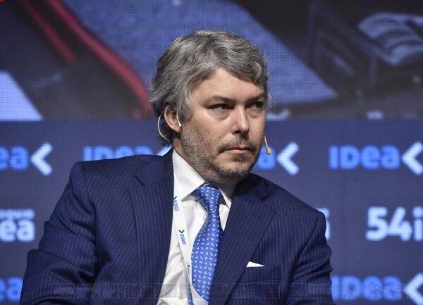 Mariano Federici, de la UIF, provocó aplausos cuando contó que Wagner había sido embargado en 20 millones de dólares en Suiza.