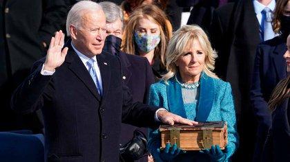 Joe Biden asumió como el nuevo presidente de Estados Unidos