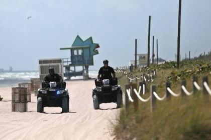 Miami es una de las zonas donde se ha detectado su uso (Foto: REUTERS/Carlos Barria)