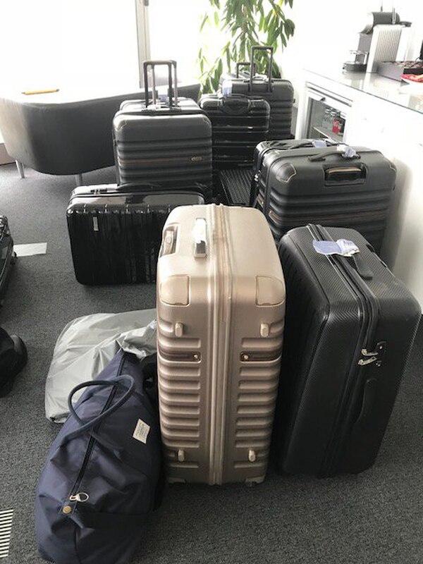 El cargamento de cocaína fue transportado en 15 maletas en el avión que despegó de El Dorado, Bogotá (Scotland Yard)