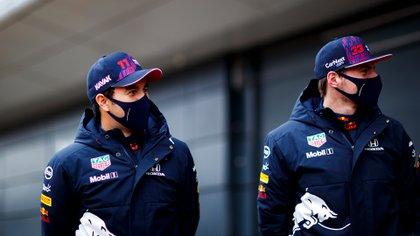Checo Pérez reveló sus aspiraciones para el Gran Premio de Emilia Romagna en Imola, Italia