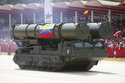El sistema antimisiles de fabricación rusa S-300VM llegó a Venezuela en 2013, aunque no se había reportado su uso operativo hasta ahora