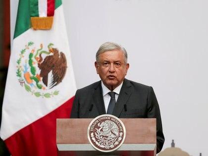 Andrés Manuel López Obrador, presidente de México (foto de archivo)