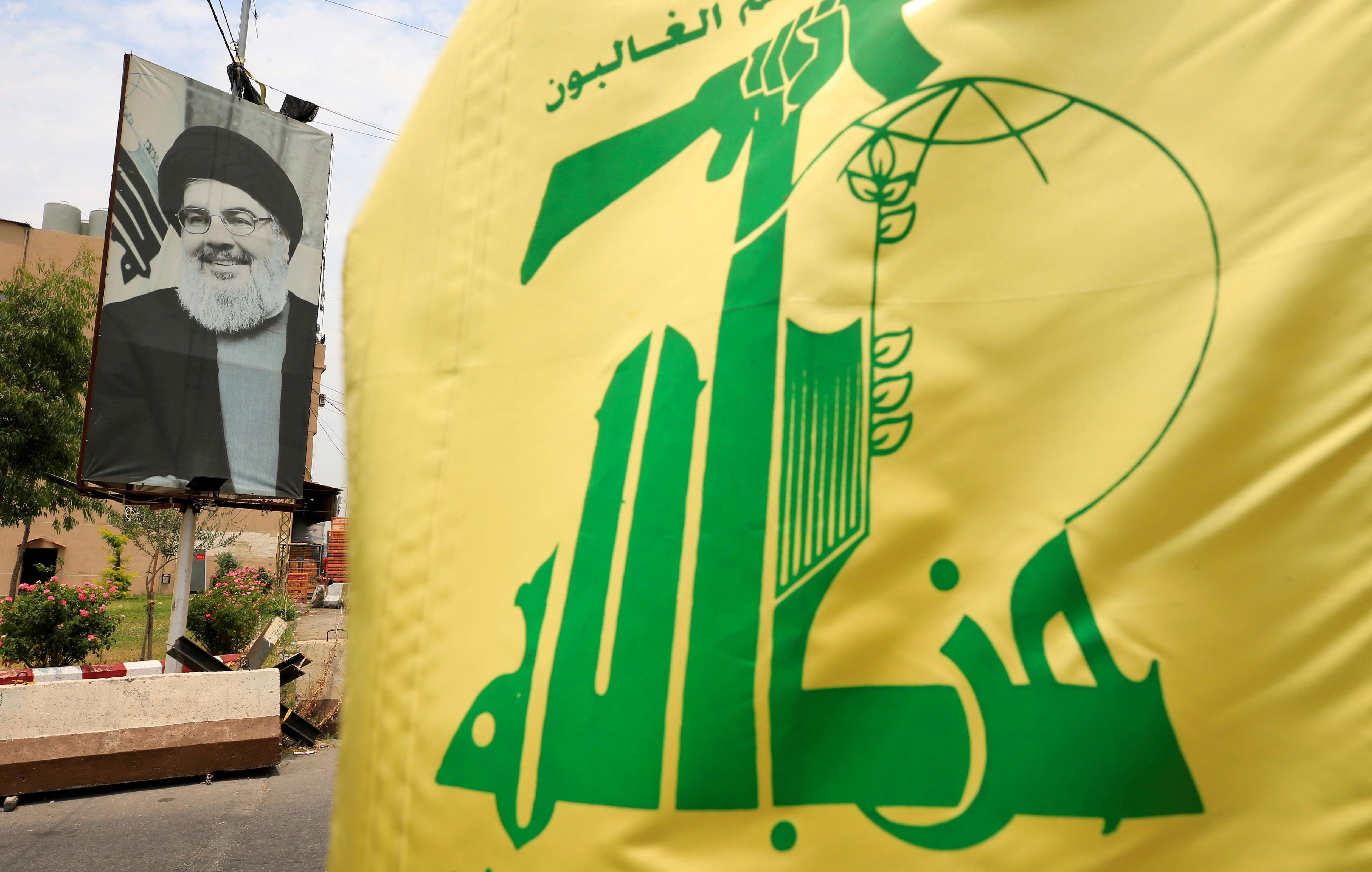 EEUU aplicó nuevas sanciones para contrarrestar la influencia de los terroristas de Hezbollah (Foto: REUTERS/Ali Hashisho)