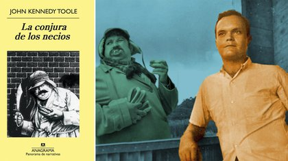 """""""La conjura de los necios"""" y su autor, John Kennedy Toole"""
