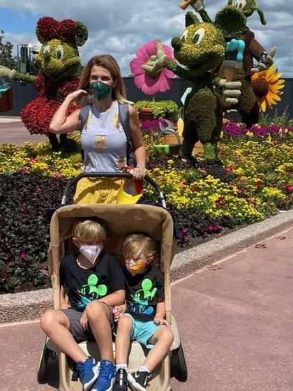 Crassus en Disneylandia