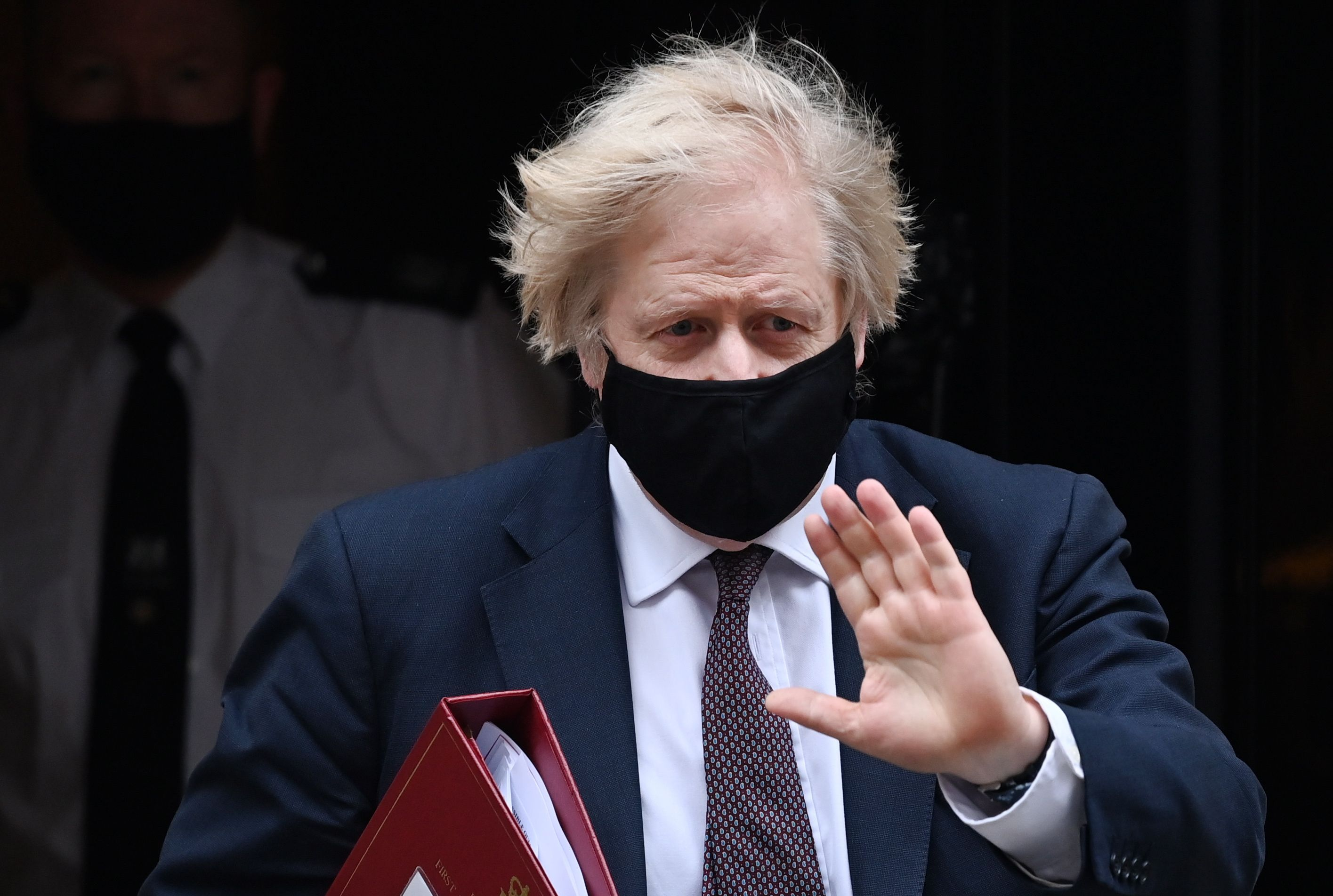 Boris Johnson. EFE/EPA/ANDY RAIN/Archivo