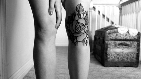 Fotos: las 10 zonas del cuerpo más dolorosas para un tatuaje - Infobae
