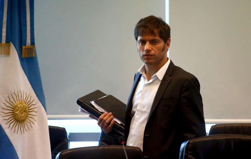 Axel Kicillof se mantendrá aislado junto a su familia en La Plata