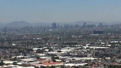 La Ciudad de México registró las temperaturas más altas desde 1919
