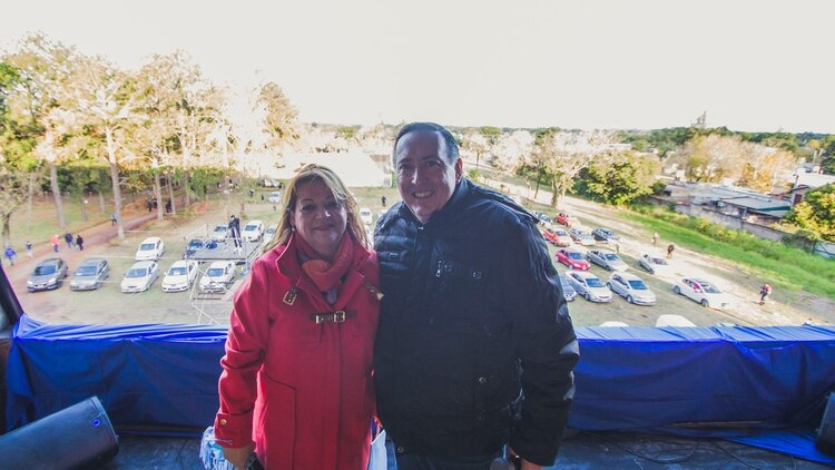 Alicia y Jorge Ledesma