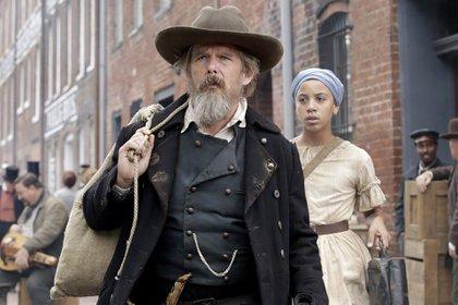 """La miniserie """"The Good Lord Bird"""" está basada en la novela homónima de James McBride y sigue la historia del abolicionista John Brow"""