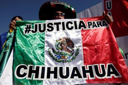 El ex gobernador del PRI puede ser el responsable de numerosos desfalcos por miles de millones de pesos al estado de Chihuahua (Foto: Reuters / Jose Luis Gonzalez)