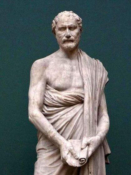 El griego Demóstenes también era tartamudo