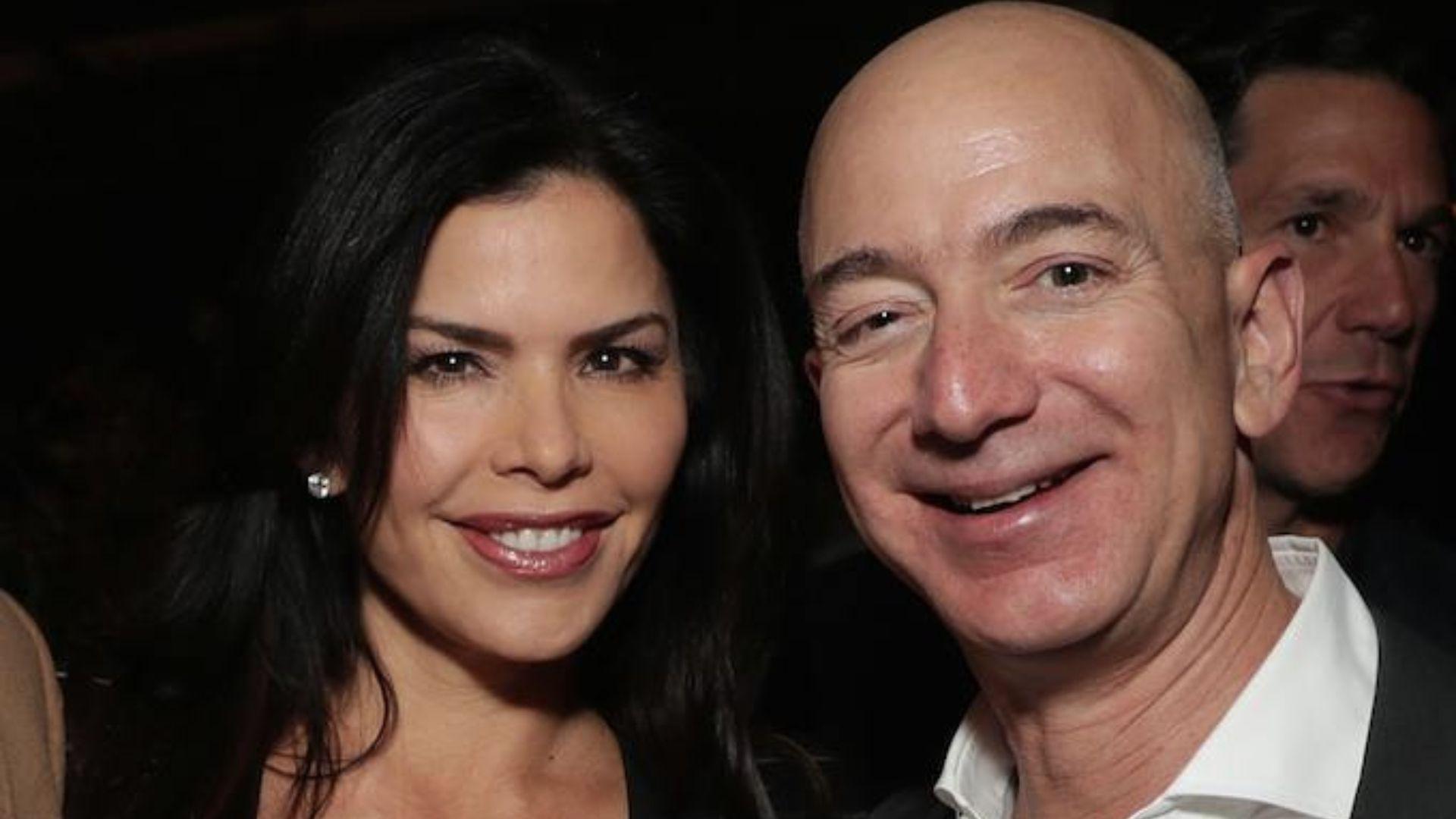 La presentadora de noticias Lauren Sanchez fue señalada como la amante de Jeff Bezos que provocó el divorcio