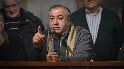 Héctor Daer, uno de los secretarios generales de la CGT