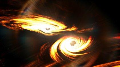 Se han detectado más 500 ondas gravitacionales hasta ahora, y se inauguró una nueva etapa en la astronomía. Los científicos consideran que es como el paso del cine mudo al sonoro en el campo de la astronomía. En 2019, detectaron que la fusión de un par de agujeros negros binarios produjo ondas gravitacionales equivalentes a la energía de ocho soles, Fue un hallazgo del  Observatorio de LIGO y el Virgo de Europa /Mark Myers, ARC Centre of Excellence for Gravitational Wave Discovery (OzGrav)/Swinburne University