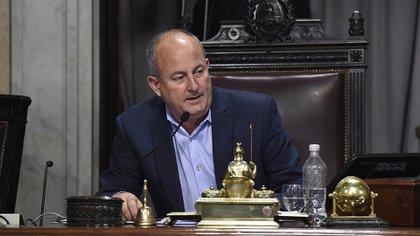 Juan Carlos Marino, senador radical por La Pampa