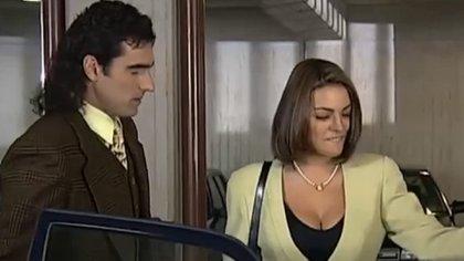 En la telenovela, Pedro Coral era el conductor de la empresa en que la doctora Paula trabajaba.