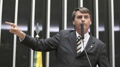 Jair Bolsonaro, flamante presidente de Brasil