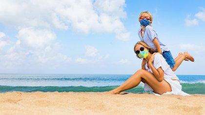 En las vacaciones, los niños pueden activar importantes áreas en el sistema límbico cerebral, poco estimulados en las rutinas de la casa (Shutterstock)