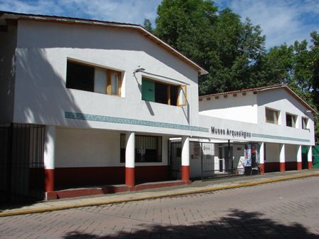 Valle de Bravo - Museo Arqueológico 01-06-2021