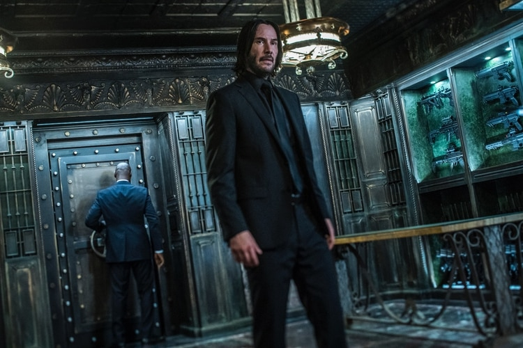 Keanu Reeves en el personaje de John Weck (Foto: Archivo)