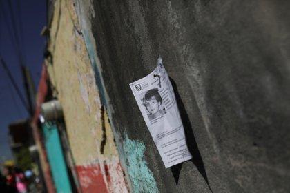 El feminicidio de Fátima indignó a los habitantes de la ciudad de México (Foto: Reuters/Edgard Garrido)