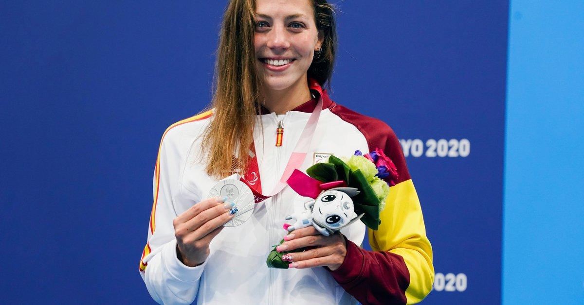 Nuria Marqués seals her double medals in Tokyo Paralympics