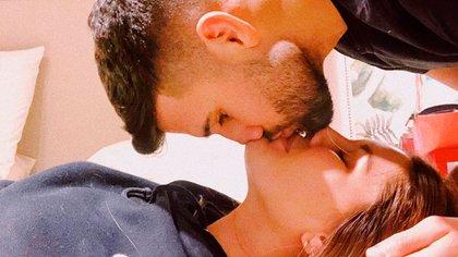Micaela Tinelli y Lisandro López (Foto: Instagram)