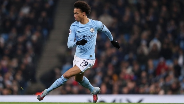 Leroy Sané (Getty)