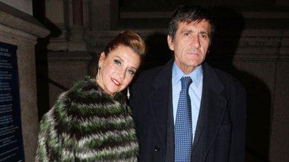 La hija de Mirtha Legrand acompañó al padre de su hijo menor hasta el último día