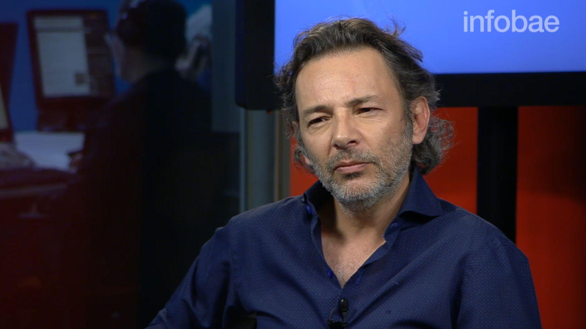 Fabián Vena, otro de los grandes actores que fue parte de aquel éxito de 1990