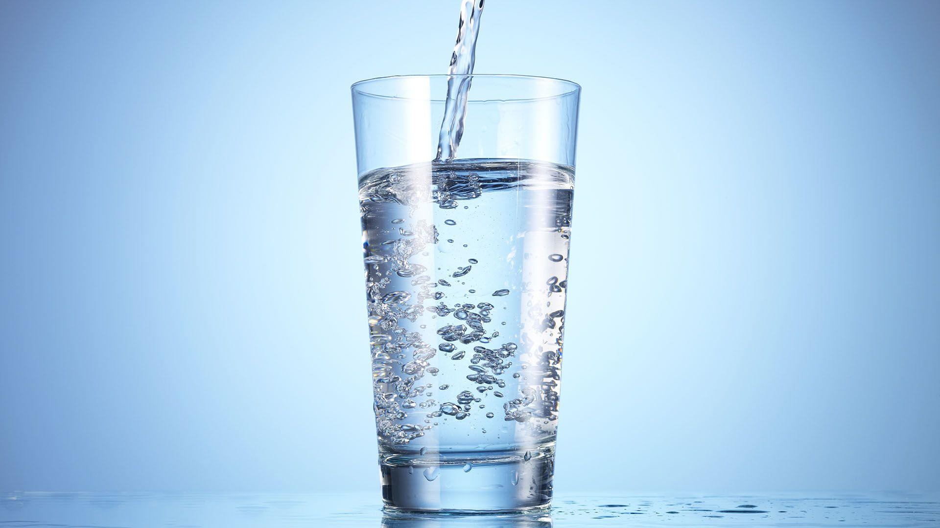 agua hidratacion
