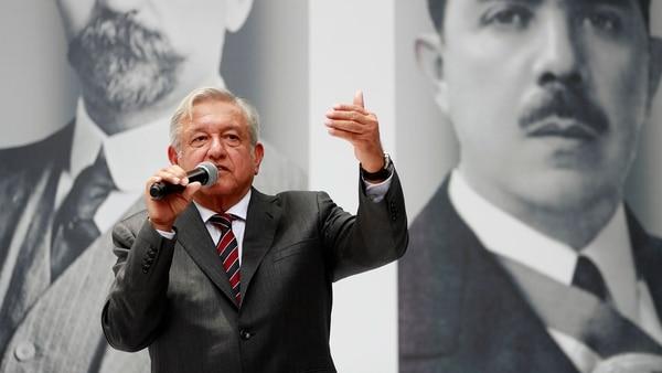 Andrés Manuel López Obrador asumirá la presidencia de México el 1 de diciembre (EFE)