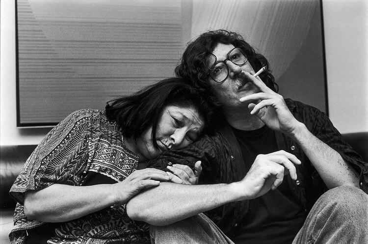 Mercedes y Charly. Eduardo Longoni (1991)