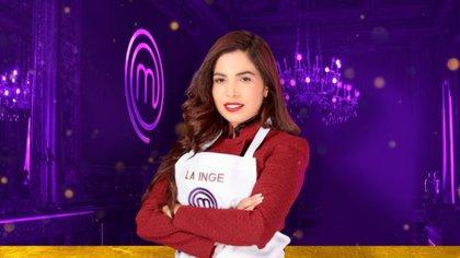 """Citlali """"la inge"""" fue la eliminada del programa de esta noche (Foto: Cortesía TV Azteca/MasterChef México)"""