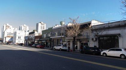Coghlan es uno de los barrios que recibe el derrame de Belgrano (Adrián Escandar)