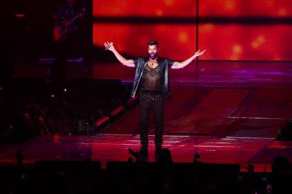 """Ricky Martin comenzó su gira mundial con """"Movimiento"""" el 7 de febrero  en Puerto Rico"""