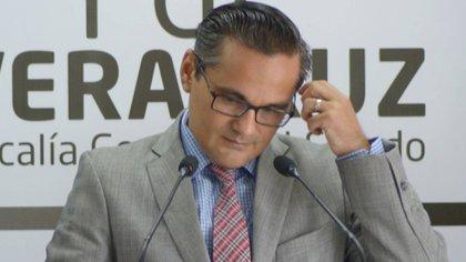 El gobernador veracruzano desconoce el paradero de Winckler y de otros funcionarios también acusados (Foto: Cuartoscuro)
