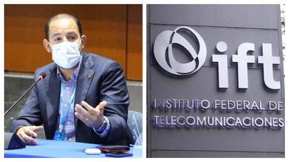 Marko Cortés, presidente del PAN señaló que no se deben seaparecer los organismos autónomos (Foto: Especial)