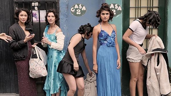 Imagen del documental de Julieta Sans