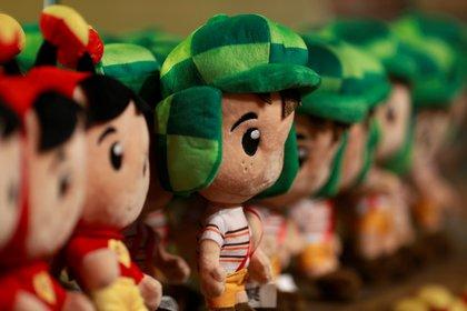 El fenómeno de Chespirito trascendió generaciones y fronteras (Foto: Reuters)